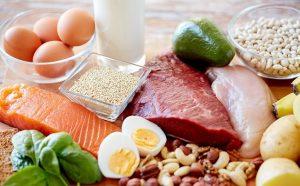 پروتئین- بیماری های گوارشی