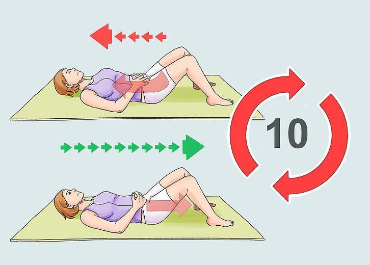 ورزش کگل ؛ تقویت عضلات کف لگن تنها با چند دقیقه ورزش در طی روز