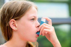 بررسی بیماری آسم و عوامل ایجاد کننده و تشدید کننده ی آن