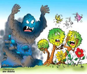 راههای کنترل آلودگی هوا ؛ تاثیرات آلودگی هوا در محیط پیرامون بر سلامتی را چگونه کاهش دهیم