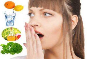 بوی بد دهان ؛ درمان های خانگی برای  رفع بوی بد دهان