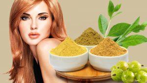بهترین رنگ موی گیاهی و فواید آن