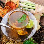 نحوه درست کردن چای گیاهی رژیمی