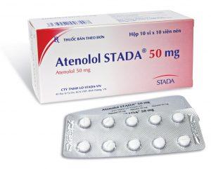 عوارض و موارد مصرف داروی آتنولول چیست