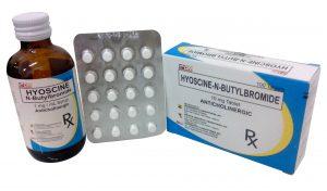 عوارض داروی هیوسین چیست
