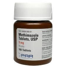 متی مازول و هیپرتیروئیدیسم/ متی مازول داروی کاربردی برای مشکلات تیروئید