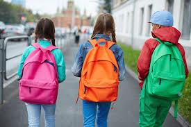 انتخاب کیف مدرسه