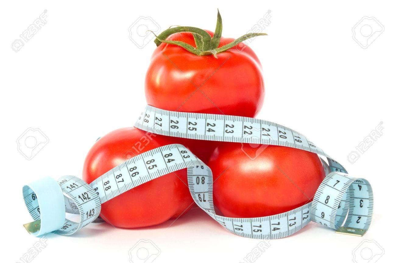 مصرف گوجه فرنگی برای کاهش وزن