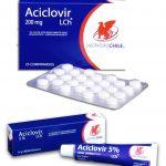آسیکلوویر ، یک داروی ضد ویروس برای درمان تبخال و زونا