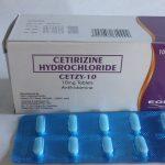 ستیریزین Cetirizine – دارویی بنام ستریزین،مصارف و عوارض آن
