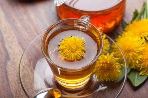 چای گل قاصدک ، فواید چای گل و ریشه قاصدک برای بدن