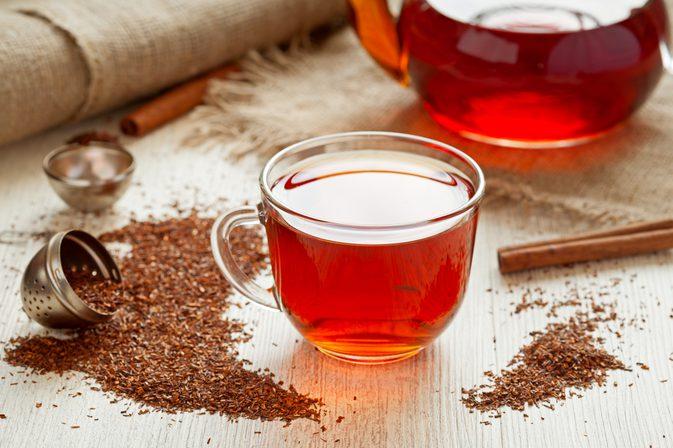 فواید چای قرمز