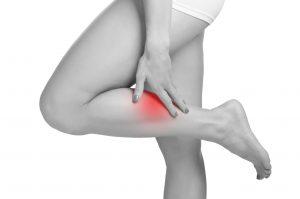 گرفتگی عضلات ،  گرفتگی ناگهانی عضلات در هنگام پیاده روی