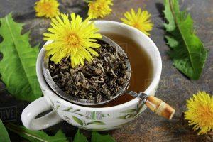 خواص چای گل قاصدک