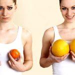 بزرگ کردن سینه /  روش های طبیعی برای افزایش سایز پستان