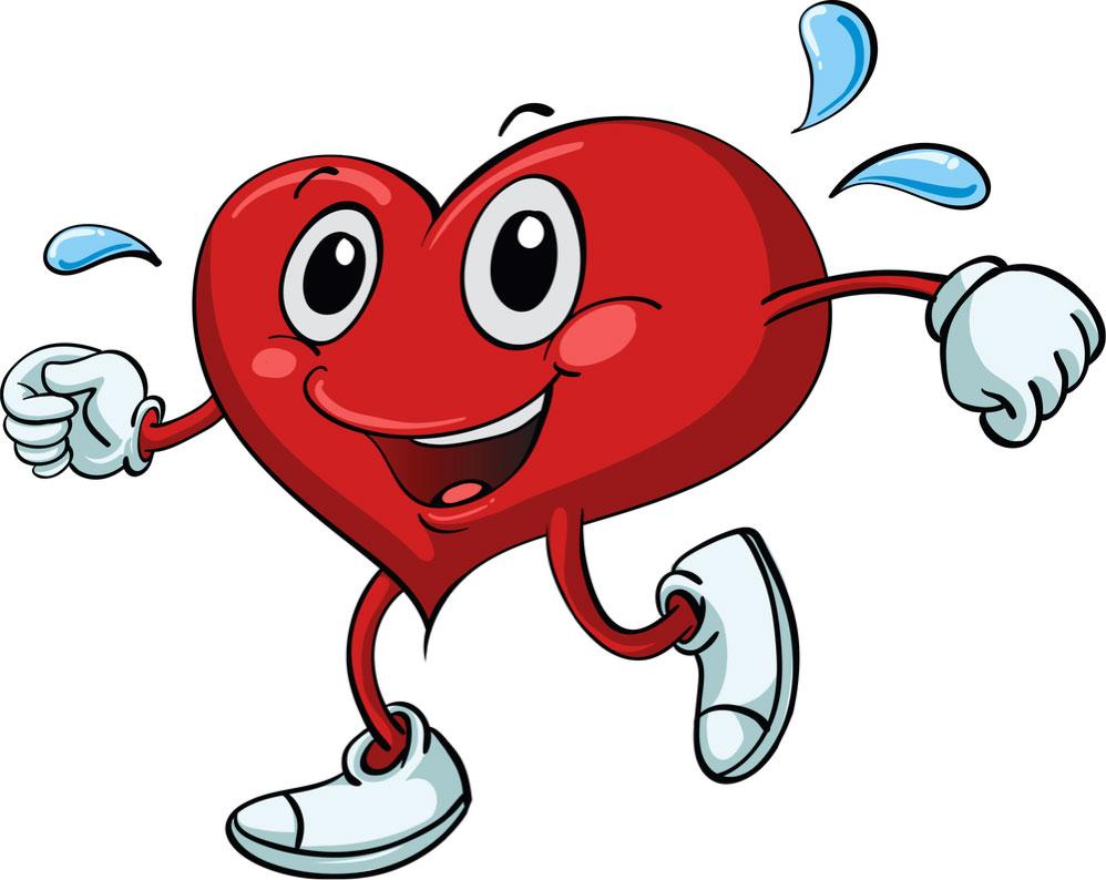 ورزش ایروبیک برای سلامت قلب .
