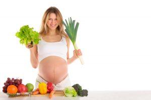 رژِیم غذایی بانوان باردار .