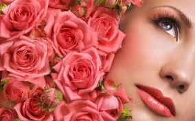 خواص گل سرخ برای پوست