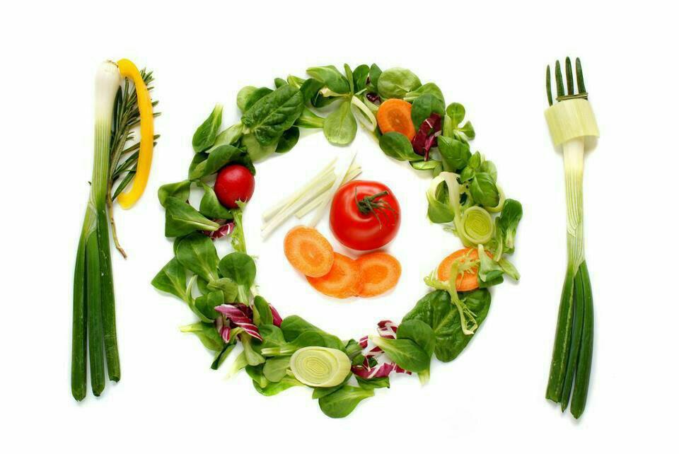 رژیم گیاه خواری .