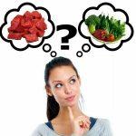 رژیم گیاه خواری /  چگونه برنامه غذایی گیاه خواری را شروع کنیم؟