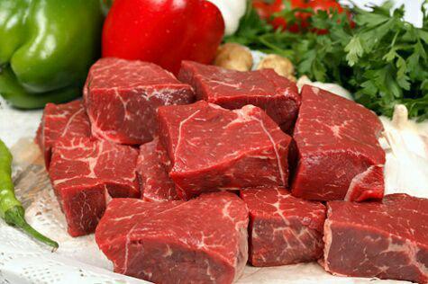 مضرات مصرف گوشت چیست