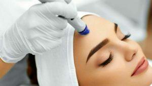 لیزر درمانی موهای زائد بدن .