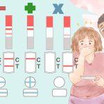 تست های بارداری خانگی بسیار جالب ، برای تایید بارداری در خانه