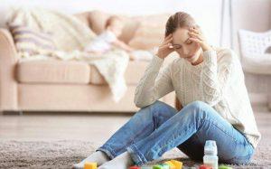 افسردگی پس از زایمان چیست و چگونه آن را رفع کنیم ؟