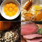 افزایش تستوسترون به روش طبیعی با مصرف روزانه این مواد غذایی.