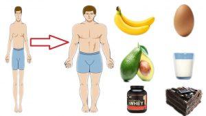 افزایش وزن / ۹ راه شگفت انگیز برای افزایش وزن به طور طبیعی