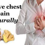 درد قفسه سینه یا آنژین / علت شایع درد قفسه سینه و درمان طبیعی آن