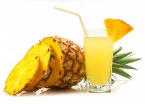 آب آناناس برای چربی سوزی شکم