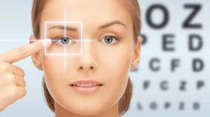 بهبود بینایی / افزایش قدرت بینایی با استفاده از مواد غذایی