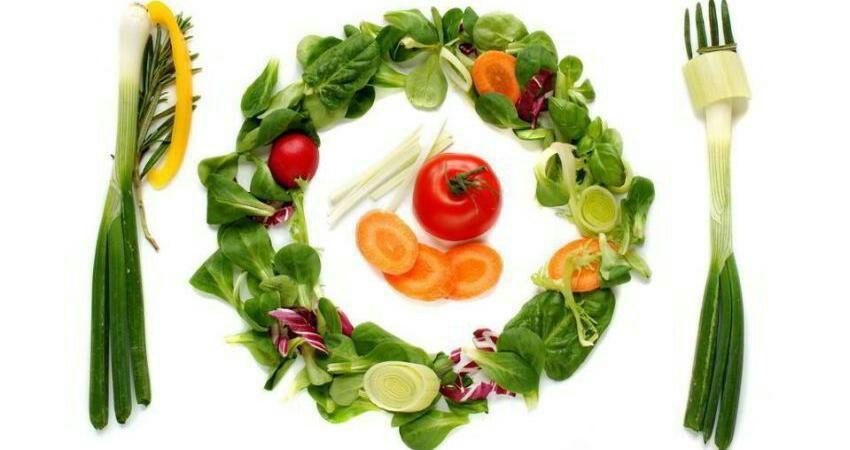 رژیم غذایی گیاهخواری