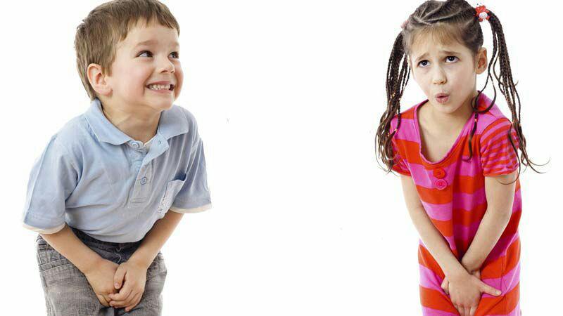 عفونت دستگاه ادراری کودکان .