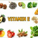 ویتامینE |منابع ویتامینE – مزایای ویتامینEبرای بدن چیست؟