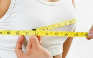 افزایش سایز سینه | چگونه سایز سینه ی خود را افزایش دهیم؟
