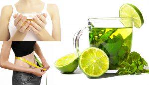 چای لیمو / دستورالعمل تهیه چای لیمو برای کاهش سریع وزن