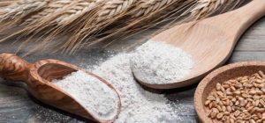 ماسک آرد گندم / ماسک صورت برای پوست های چرب با استفاده از آرد گندم