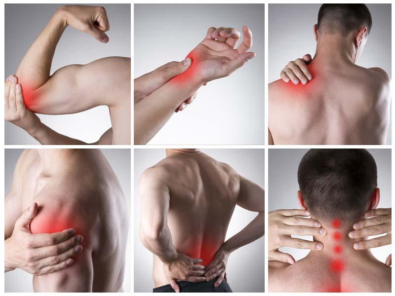 تسکین درد آرتروز