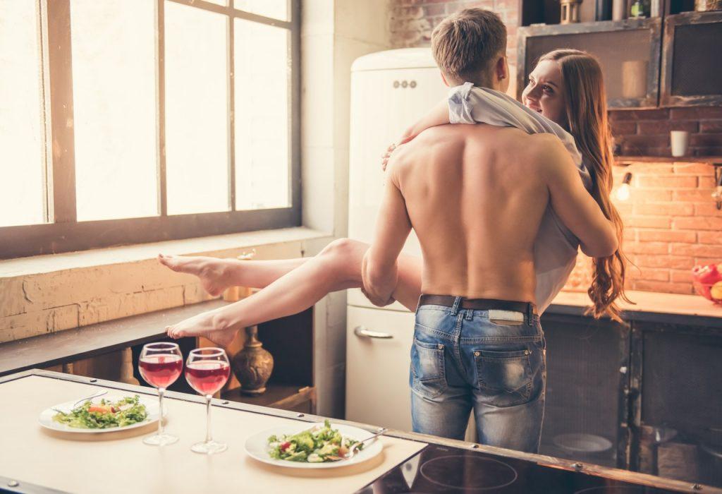 بهترین غذا برای رابطه جنسی  و