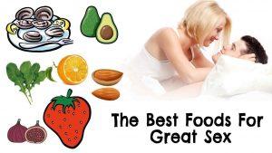 بهترین غذا برای رابطه جنسی / ارتباط غذاها را با رابطه جنسی بهتر بدانید.