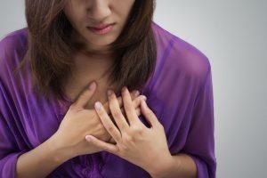 درمان درد قفسه سینه / چگونه از درد قفسه سینه در خانه خلاص شویم.