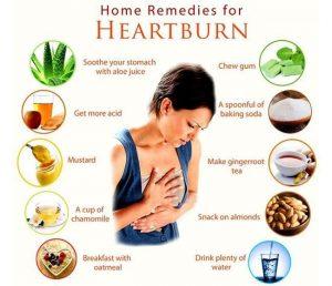 درمان سوزش سر دل / بلافاصله با داروهای خانگی از سوزش سر دل خلاص شوید.