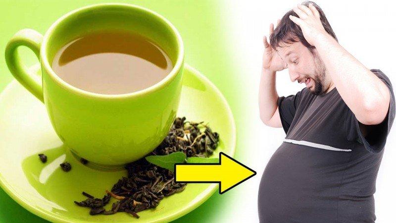کاهش چربی بدن با چای سبز