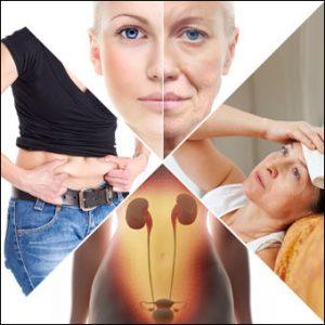 تشخیص یائسگی : ۵ نشانه بدن شما در نزدیک شدن به یائسگی
