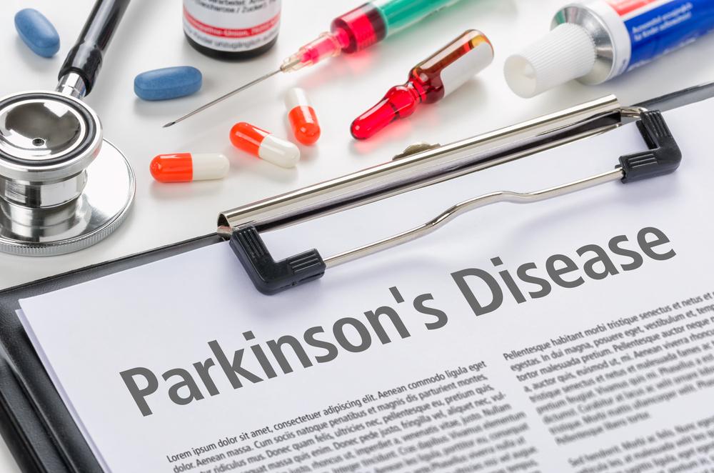 درمان بیماری پارکینسون .
