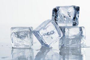 یخ برای پوست