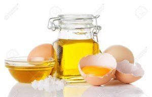 فواید روغن تخم مرغ  برای حفظ زیبایی و سلامت مو