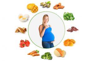 ویتامین A در دوران بارداری